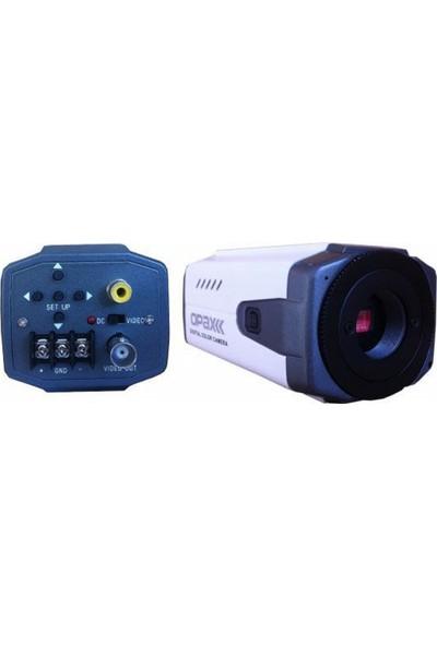 OPAX CA-1040 1/3 Sony 700 Tv Line Osd Menü Super Had Ccd Iı Yüksek Rezulasyonlu