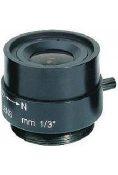 OPAX 6 mm Sabit Iris Fixed Lens 5 Adet