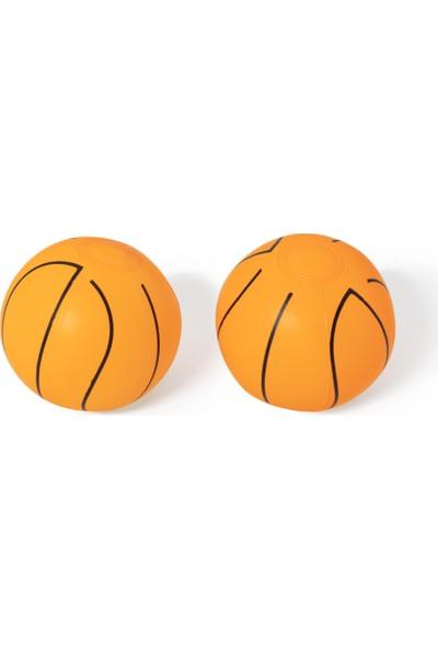 Bestway Basketbol Potalı Şişme Havuz Büyük Boy 251X168X102 cm - 54122