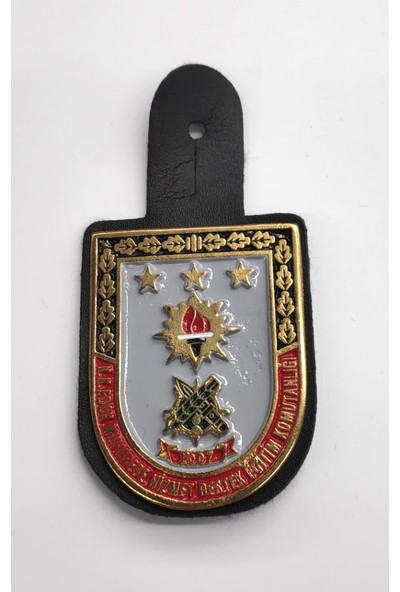 Edok Komutanlığı Eski Ceket Brövesi