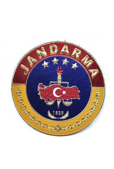 Jandarma 3D Kol Arması
