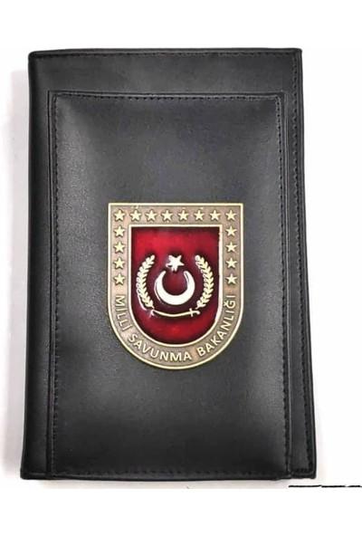Milli Savunma Bakanlığı Kalemlikli Not Defteri Cüzdan (Msb)