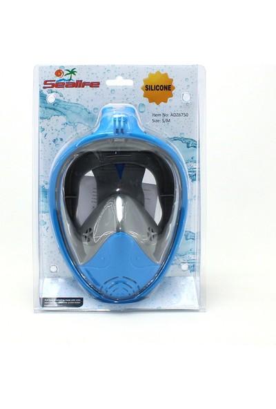 Sealife Full Face Maske Şnorkel Set (S/m) ADZ6750