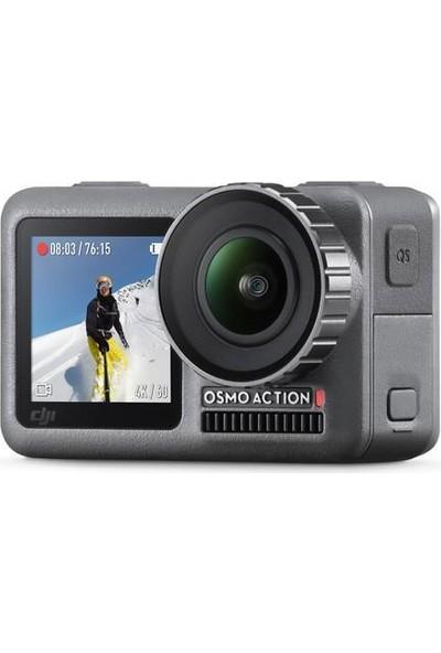 Djı Osmo Action Kamera + Djı Osmo Action Part 14 Extension Rod