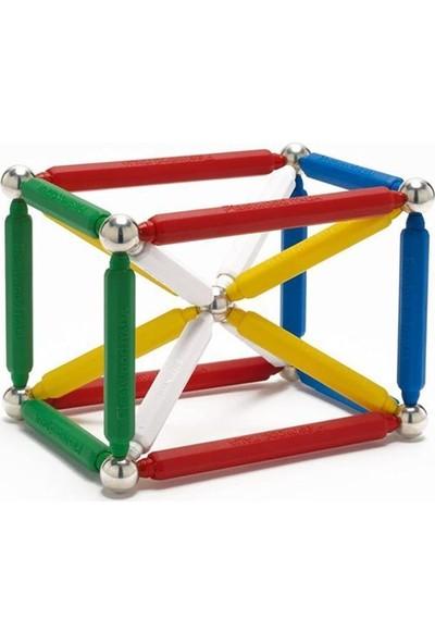 PLASTWOOD Supermaxi Klasik Manyetik LEGO ÇUBUK165 Parça