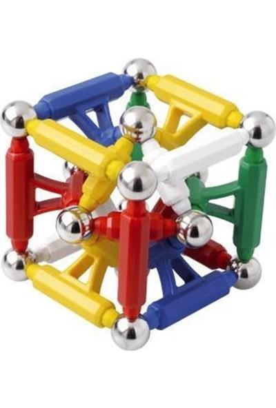 PLASTWOOD Tryron Yeşil Manyetik LEGO Çubuk-50 Parça