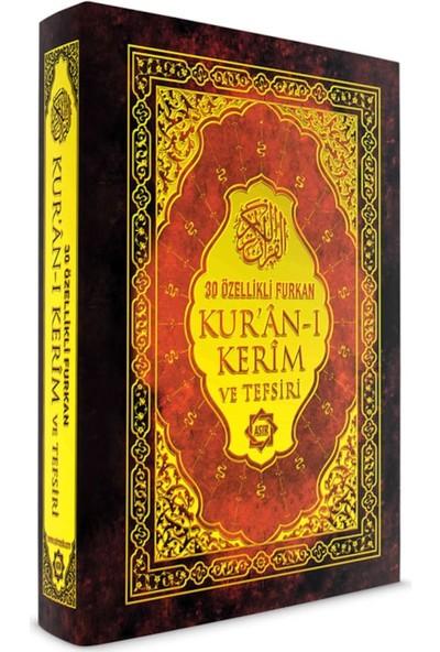 30 Özellikli Kur'an-I Kerim ve Tefsiri - Ömer Gökalp - Serdar Kaya