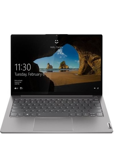 "Lenovo ThinkBook 13S G2 Itl Intel Core i5 1135G7 8GB 512GB SSD Windows 10 Home 13.3"" FHD Taşınabilir Bilgisayar 20V9005VTX4"