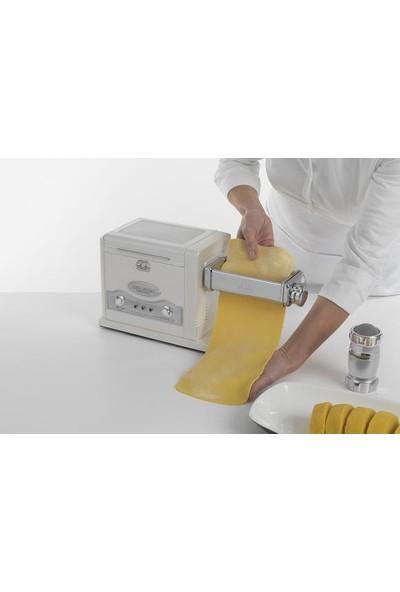Marcato Pasta Fresca Mixer Set, Hamur Yoğurma, Erişte Makarna Kesme Makinesi