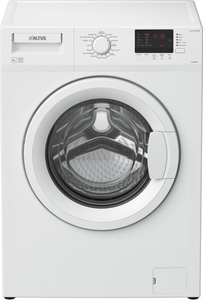 Altus Al 8103 Md 8 kg 1000 Devir Çamaşır Makinesi