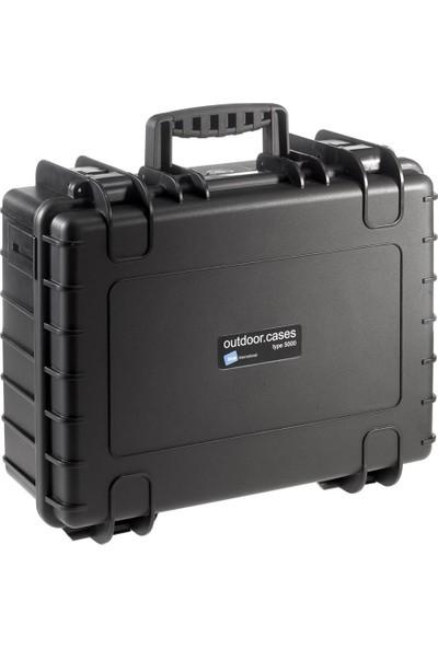 B&w Outdoor Case Type 5000 (Bölme Sistemli)