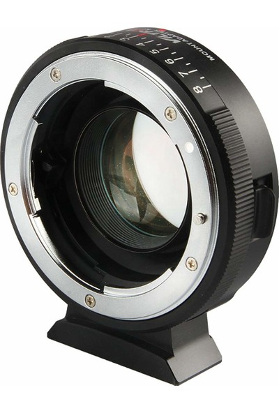 Viltrox NF-M43X Speed Booster 0.71X Adapter Nikon Mount Lens To M4/3, Manual Focus