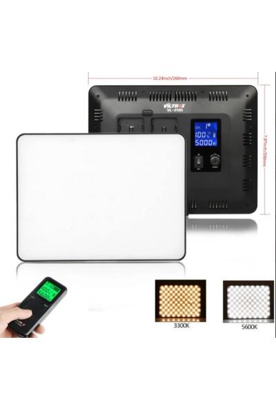 Viltrox VL-200T LED Panel 2'li Kit