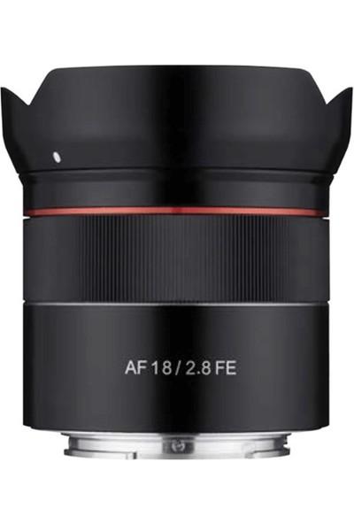 Samyang Ggt Af 18MM F2.8 Fe Lens (Sony E Mount)