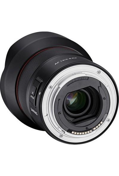 Samyang Ggt Af 14MM F/2.8 Rf Lens (Canon Rf)