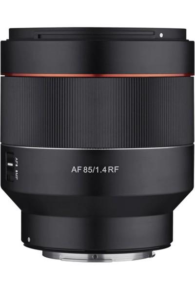 Samyang Af 85MM F/1.4 Lens (Canon Rf)