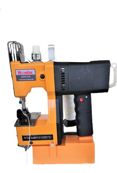 Şarjlı Çuval Ağzı Dikme Makinesi (Portatif Akülü)