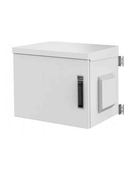 Ager 16U 600X600 19 IP55 Outdoor Duvar Tipi Kabinet