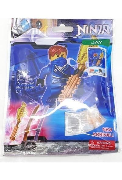Osman Kızılkaya Jay Ninja Go Savşçı Oyunları LEGO - 70707