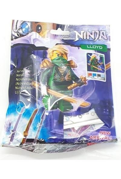 Osman Kızılkaya Lloyd Ninja Go Savşçı Oyunları LEGO - 70707
