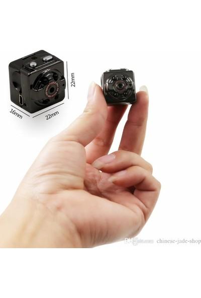 Blue İnter Sq8 Mini Dv Kamera 1080P Full Hd Aksiyon/araç Dvr