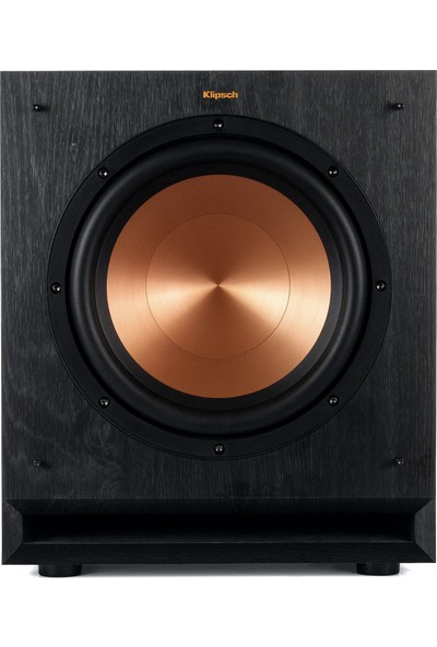 Klipsch SPL-100 Referans Serisi Aktif Hi-Fi Subwoofer Siyah (Tek)