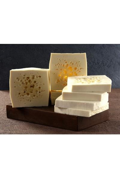 Ünal Çiftliği Manyas Peyniri Az Tuzlu (1 Kg'lık Paket)