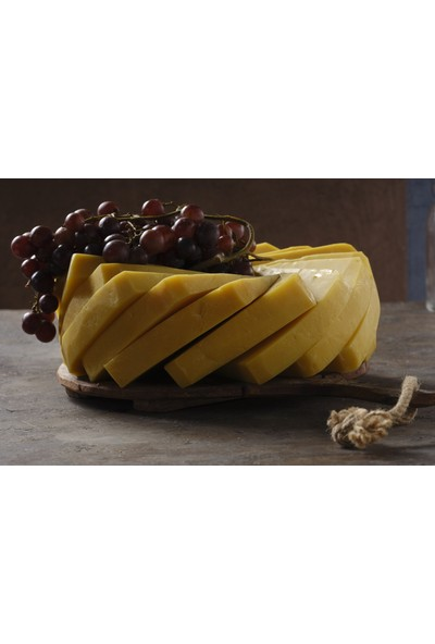 Ünal Çiftliği Eski Kaşar Peyniri Dilimli
