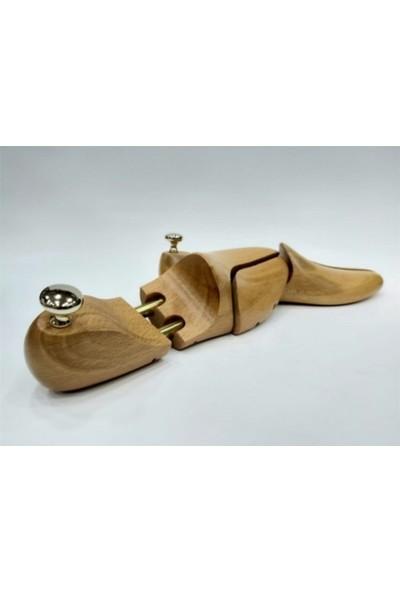 Blink Yaylı Cilalı Ahşap Ayakkabı Kalıbı