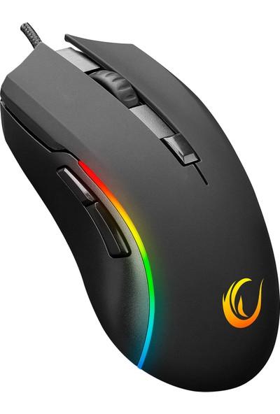 Rampage KM-R92 Cheat-X Klavye+Mouse+Çevirici Combo