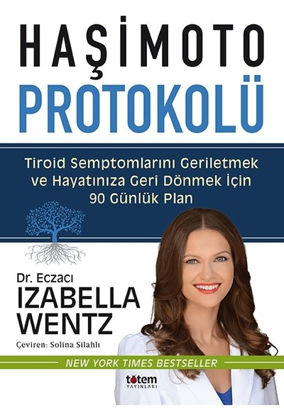 Haşimoto Protokolü - Izabella Wentz