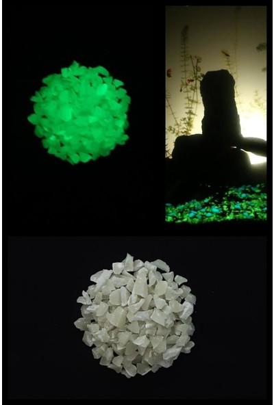 Arge-Kimya Glow In The Dark Stones (1-4MM/1000GR) YEŞIL_03 / Karanlıkta Parlayan Taşlar YEŞIL_03