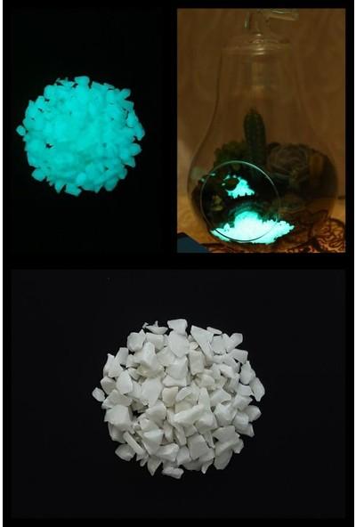 Arge-Kimya Glow In The Dark Stones BLUE_03 (1-4MM/100GR) / Karanlıkta Parlayan Taşlar MAVI_03