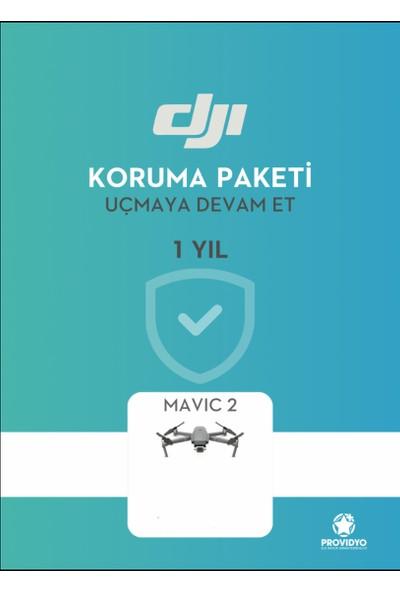 DJI Mavic 2 Pro 1 Yıllık Ücretsiz Servis Hizmeti