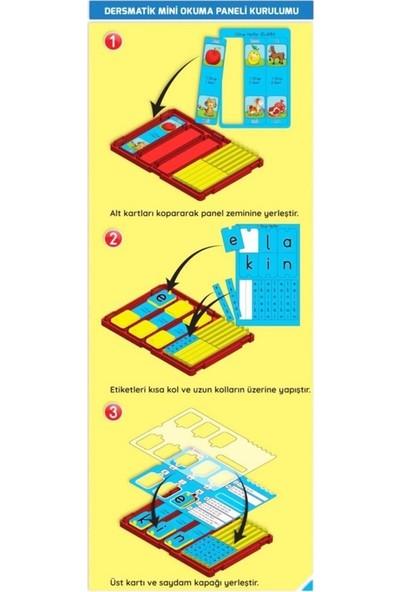 Ayas Eğitici Oyuncak Mini Dersmatik Okumayı Öğreten Oyuncak