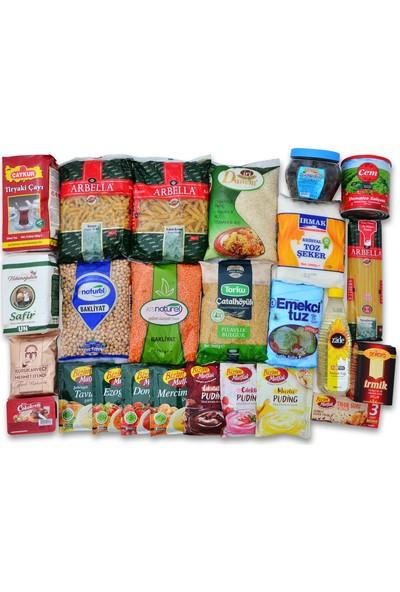 Bizim Mutfak Ankaavm Ramazan Gıda Yardım Paketi-2 (25 Parça)