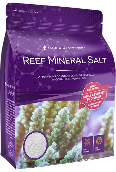 Aqua Forest Reef Mineral Salt 800 gr