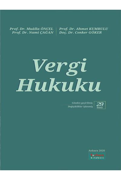 Turhan Kitabevi Yayınları Vergi Hukuku