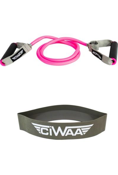 Ciwaa CWA-2144 Pilates Egzersiz Seti 3 Lü Takım