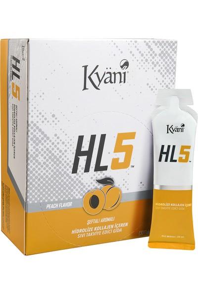 Kyani Hl5 / Sıvı Kolajen Dolu Dolu Kolajen Protein Takviyesi 30 Adet