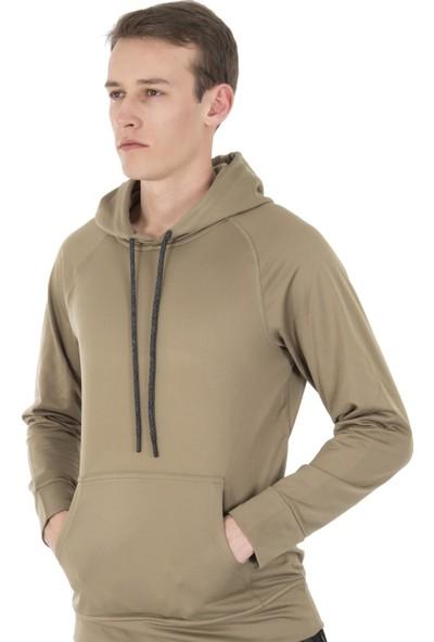 Utopeak Fimerang Unisex Sweatshirt Açık Haki