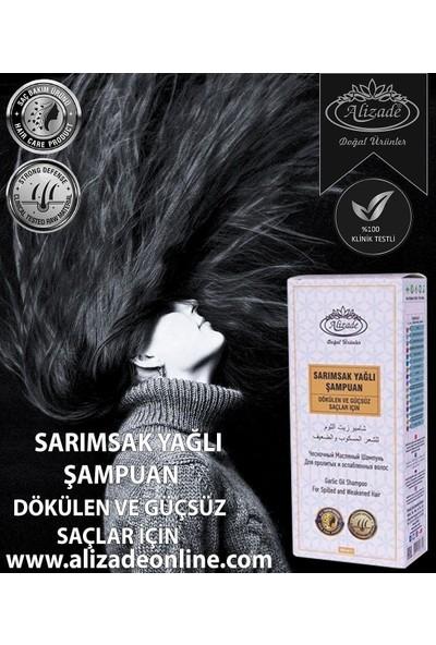 Alizade Sarımsak Yağlı Şampuan 450 ml