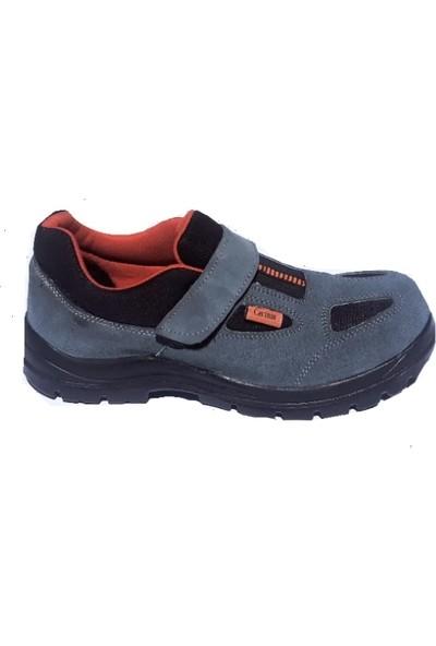 Poyder S1 Süet Yazlık Koku Yapmaz Iş Ayakkabısı 45