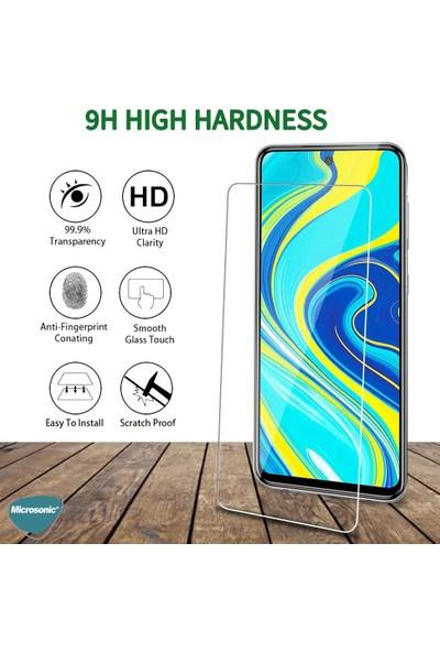 Microsonic Xiaomi Poco X3 Pro Tempered Glass Cam Ekran Koruyucu