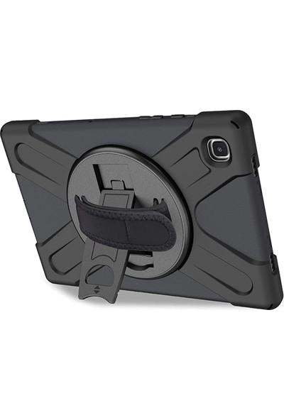"Microsonic Samsung Galaxy Tab A7 10.4"" T500 Kılıf Heavy Defender Siyah"