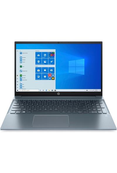 "HP Pavilion 15-EG0010NT Intel Core i5 1135G7 8GB 512GB SSD MX350 Windows 10 Home 15.6"" FHD Taşınabilir Bilgisayar 2X9J3EA"