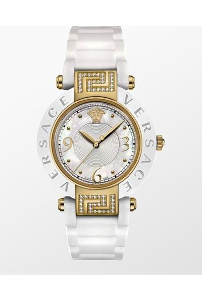 Versace VRSC92QCP11D497S001 Pırlantalı Kadın Kol Saat