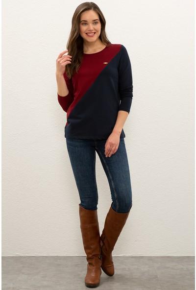 U.S. Polo Assn. Lacivert Sweatshirt 50233385-VR033