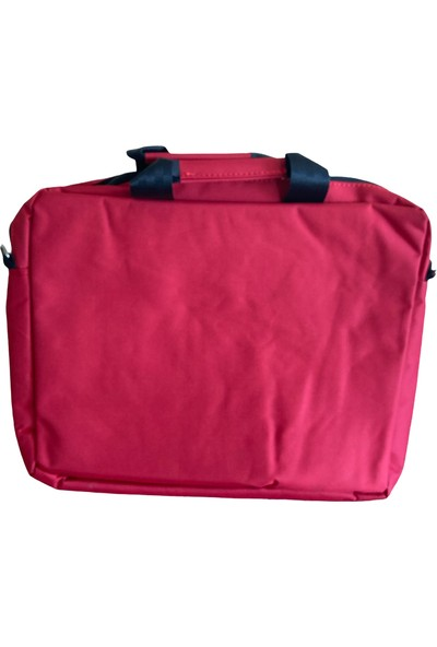 "Hunsafety Hs-2 15.6"" Notebook Çantası Kırmızı"