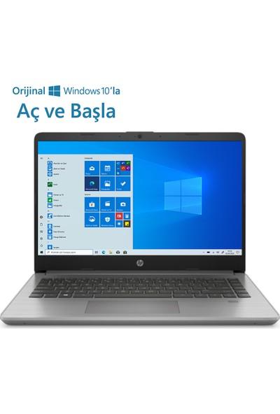 "HP 340S G7 Intel Core i7 1065G7 8GB 512GB SSD Windows 10 Home 14"" FHD Taşınabilir Bilgisayar 10R29EA"